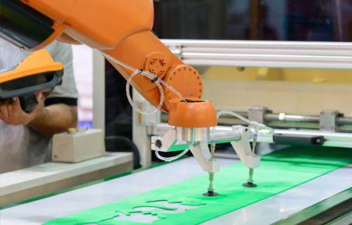 Robotic Tray Forming